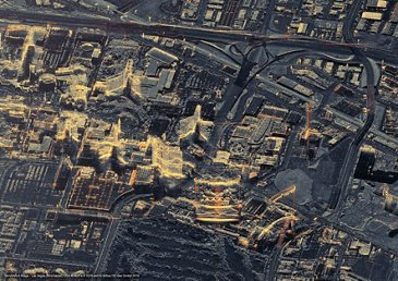 Satellite-Image-TerraSAR-X-Las-Vegas-Usa-Airbus-Defence-and-Space