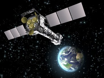 XMM-Newton ESA satellite built by Airbus