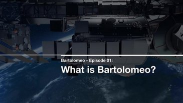 Episode 01: What is Bartolomeo?