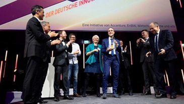 CIMON won German innovation award