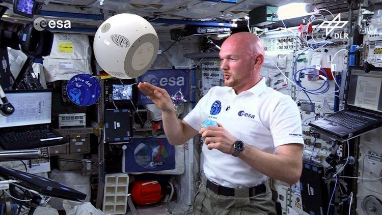 Alexander Gerst - Esa Horizons Mission