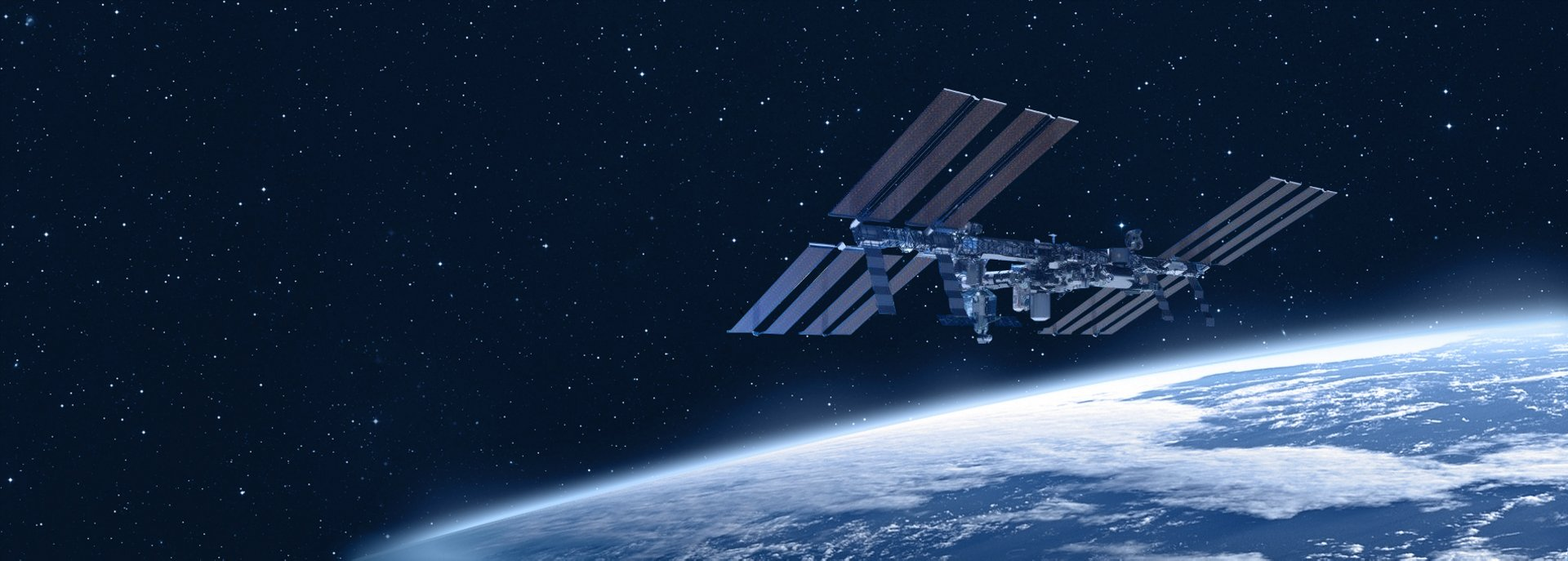 Supporting the esa horizons mission for When was the international space station built