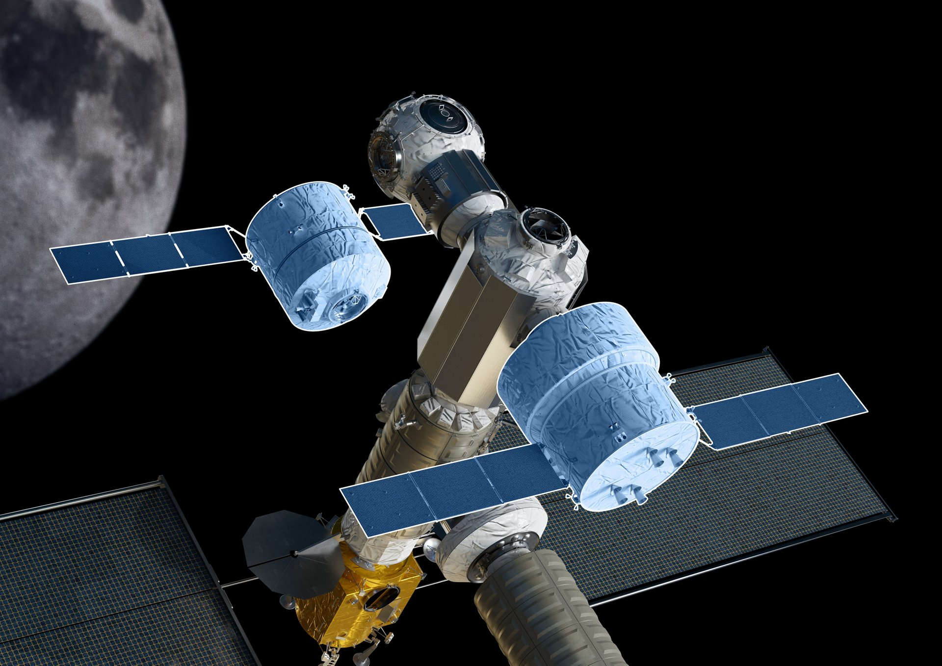 The execution of lunar missions, including landing on the Moon and setting up upcoming lunar space station, Gateway, is a complex and challenging task for the international community. It requires a precisely planned chain of supply and logistics missions. The Airbus Moon Cruiser concept supports these challenges