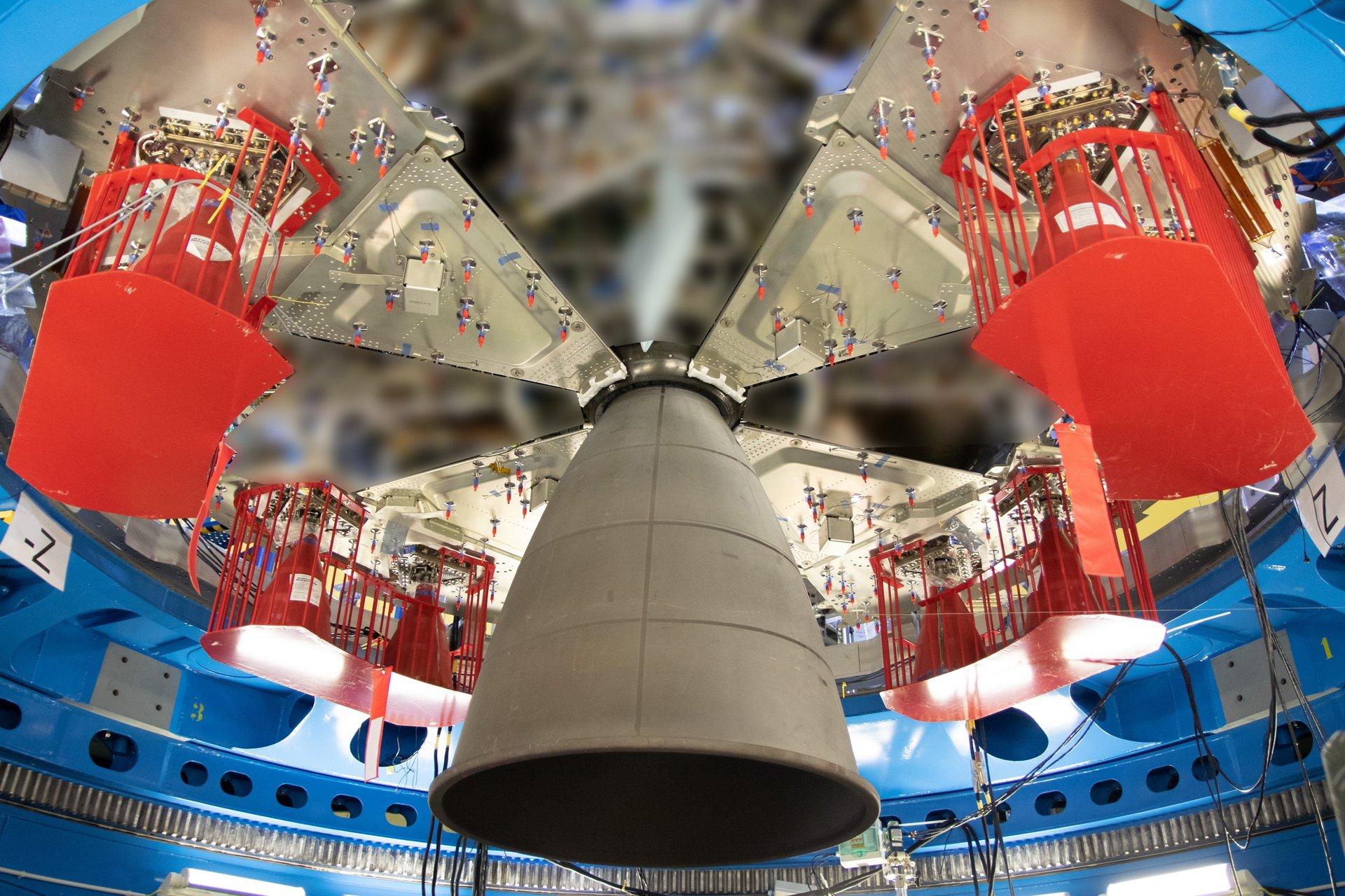 ESM是欧洲为美国国家航空航天局(NASA)开发的猎户座宇宙飞船做出的贡献。