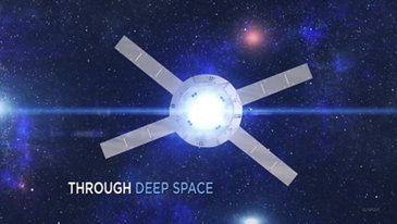 Orion ESM - Mission through deep space