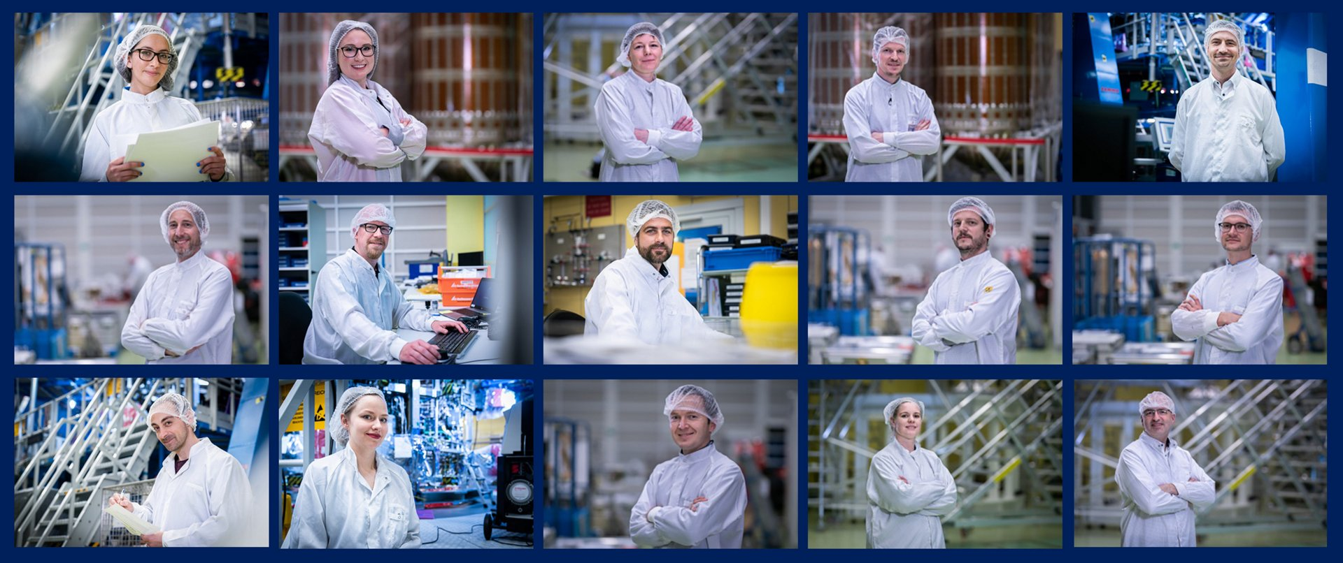 Airbus employees highlight their role in expanding humankind's exploration of space