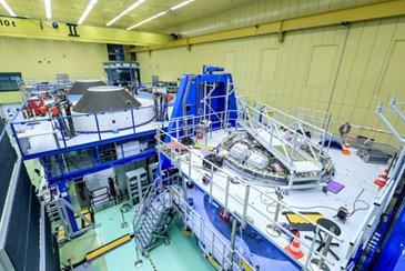 Orion-ESM Flight Model 2 Delivery