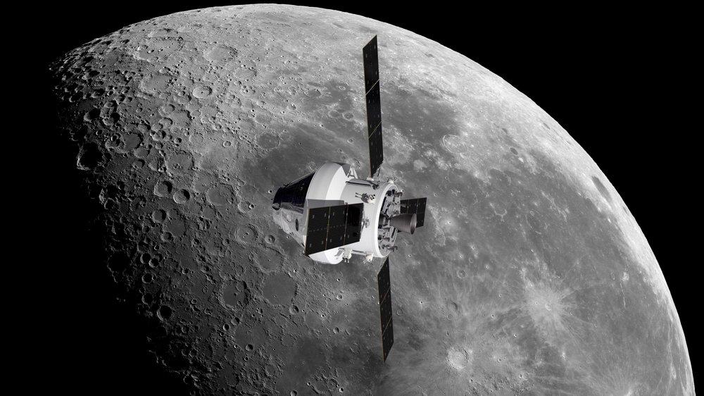 Spacecraft Orion