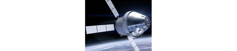 Orion spacecraft  of NASA