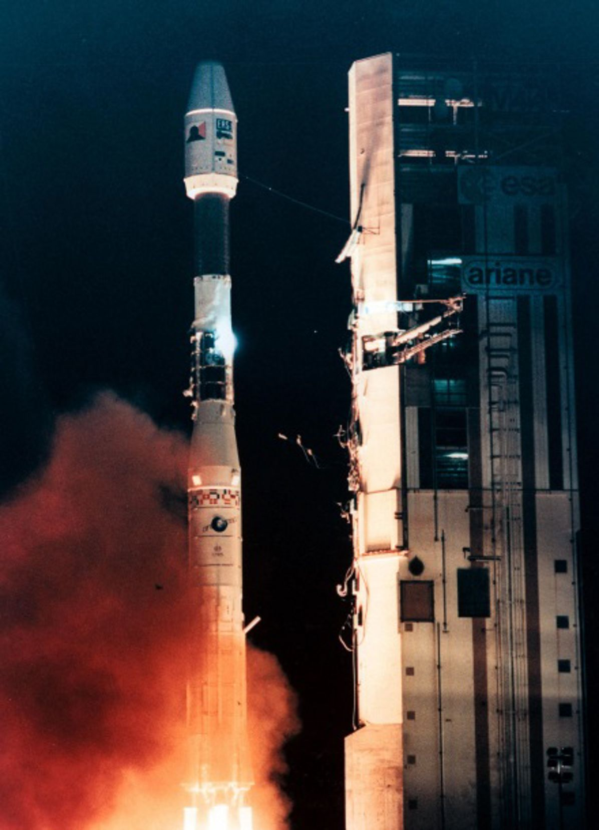 25 years ago europes first earth observation satellite was launched sciox Gallery