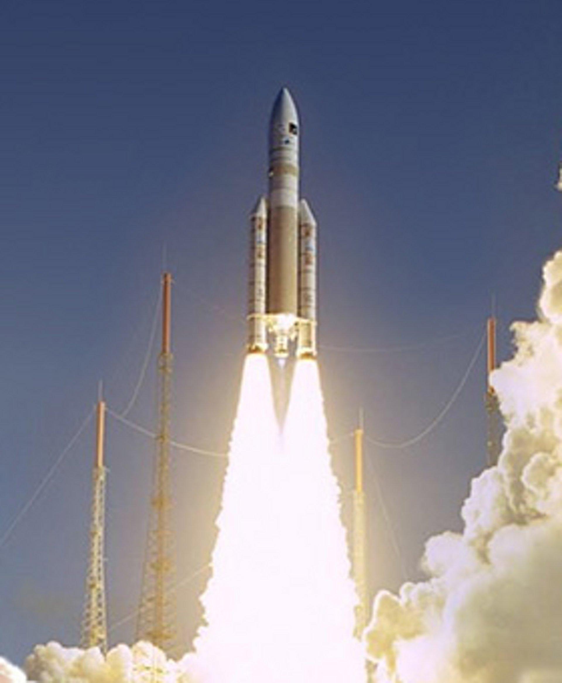 Ariane 5 launch - Flight 229