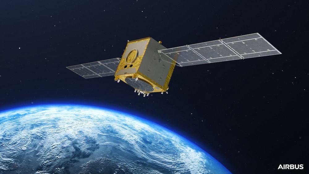 New Airbus satellites will navigate Galileo into the future