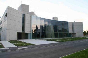 Galileo Ground Control Center in Oberpfaffenhofen, Germany