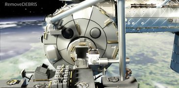 RemoveDEBRIS spacecraft deployment 2