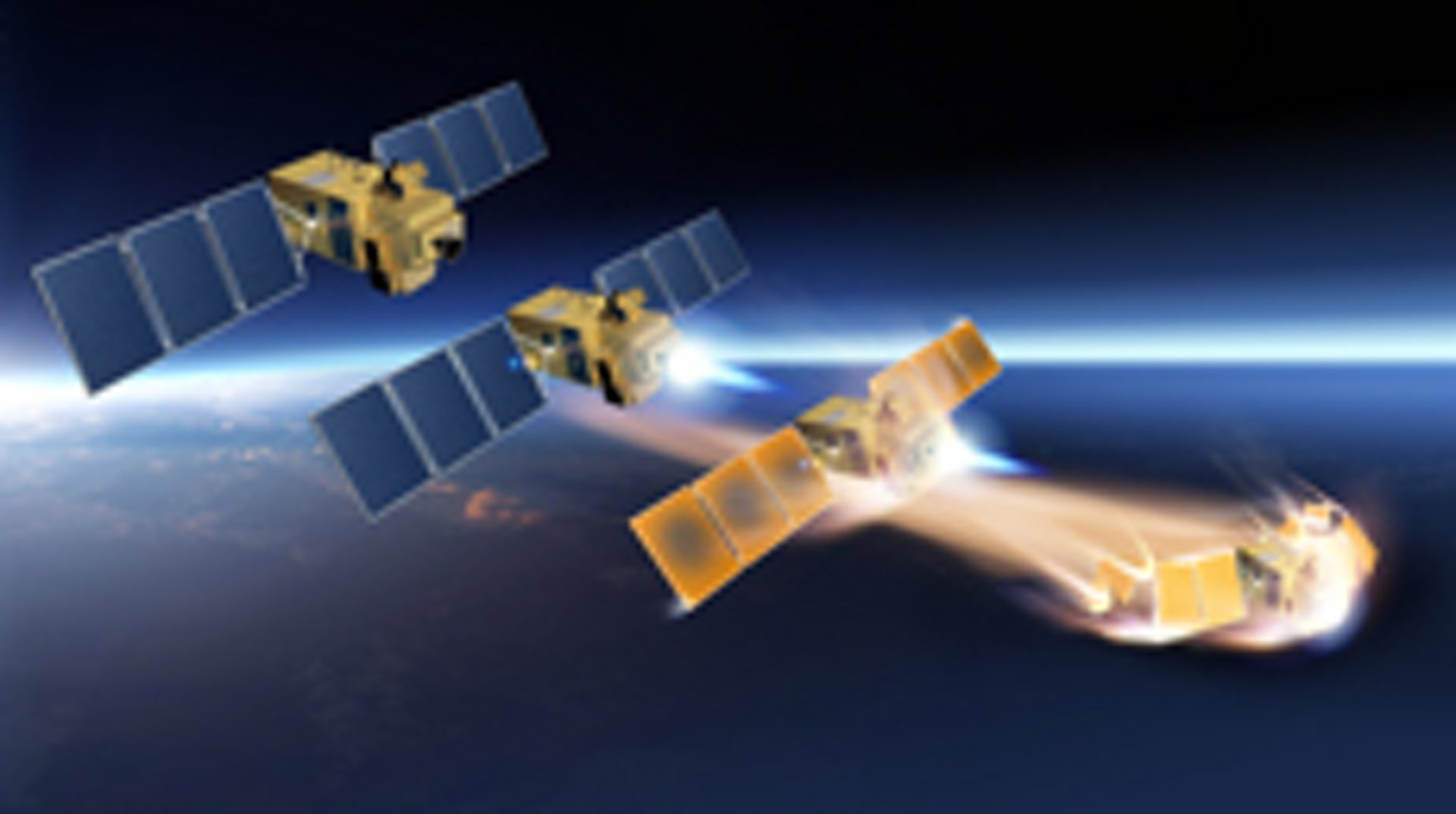TeSeR, next EU project to clean up space