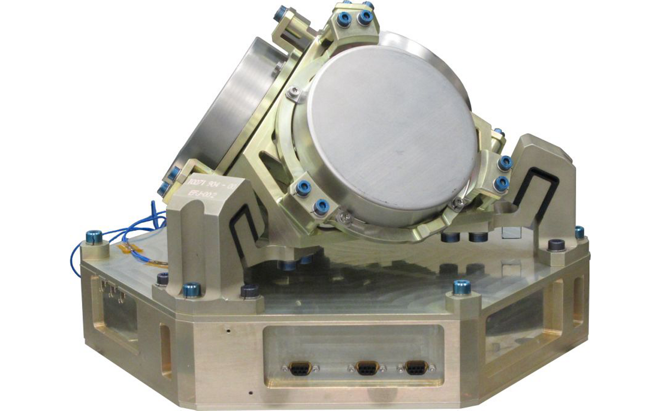 Astrix 1090, a crucial  equipment for space systems stabilization, pointing and attitude control