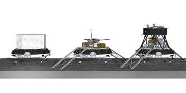Moon EL3 - mission scenarios