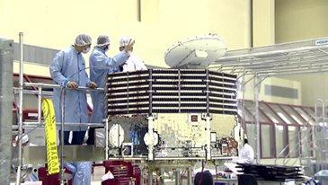 BepiColombo - MMO probe Footage