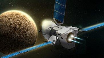 BepiColombo in Space
