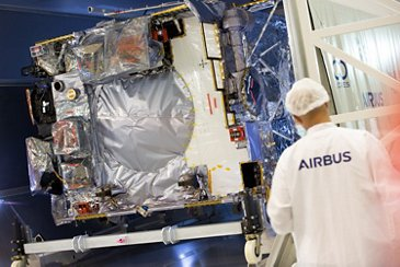 JUICE last stop on Earth at Airbus before odyssey to Jupiter