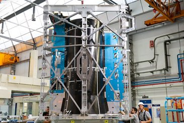 Satellite JUICE Copyright Airbus