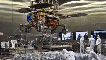 Rosalind Franklin ExoMars rover