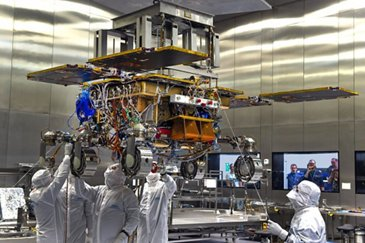Rosalind Franklin ExoMars rover leaves UK for testing ahead of launch