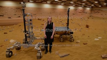 WorldSpaceWeek – Discover the Mars Yard