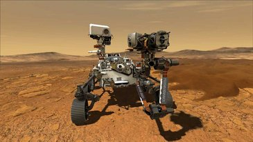 Mars2020 Mission - Perseverance rover