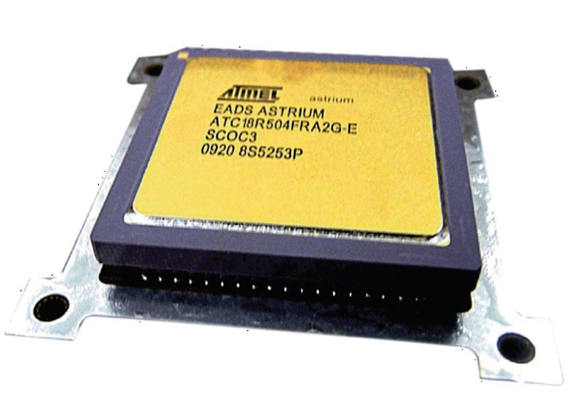 乐动体育app靠谱吗空中客车的SCOC3 ASIC提供单个芯片上平台计算机的所有核心功能。