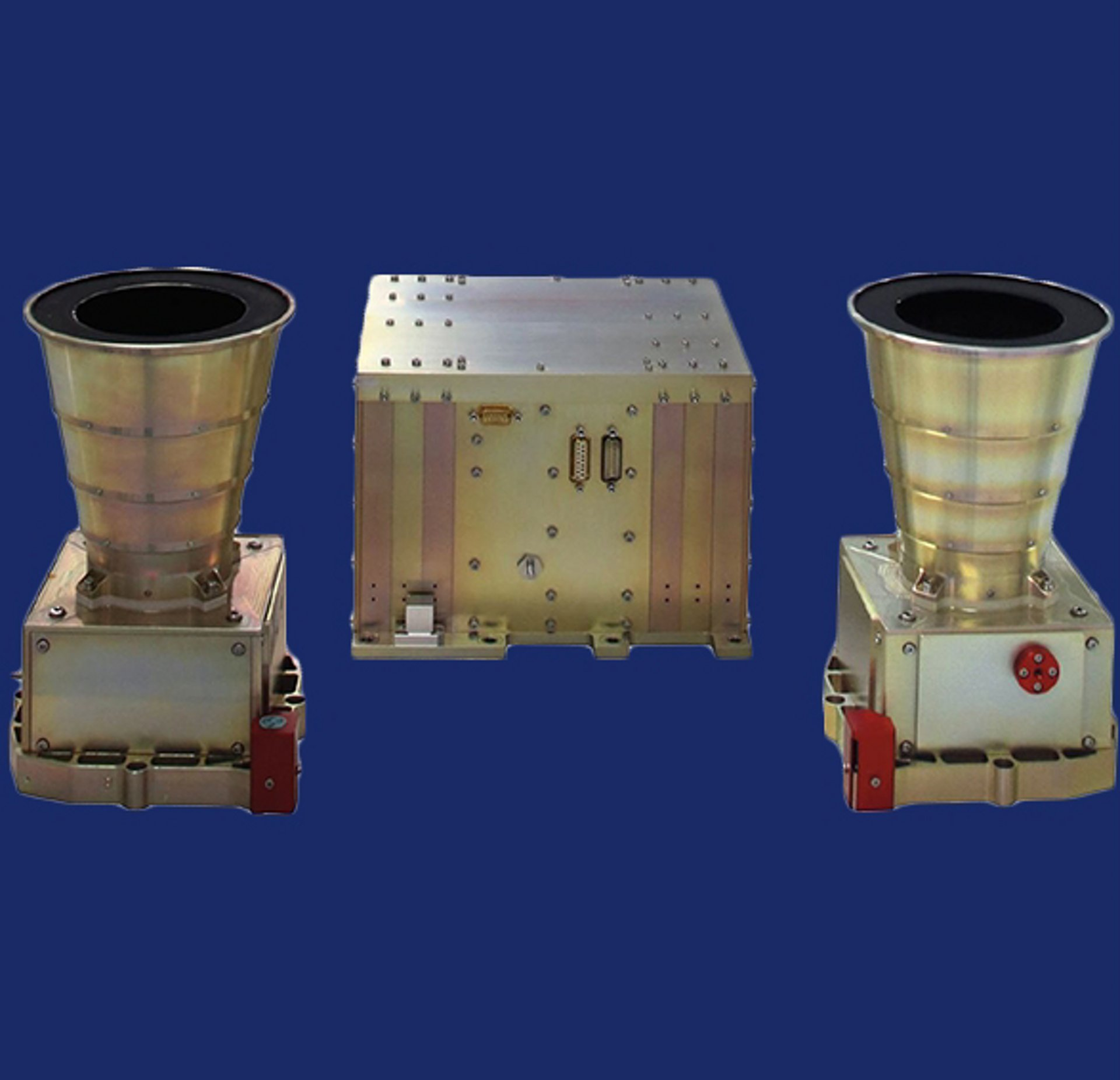 Combined ASTRO star sensor and inertial reference unit