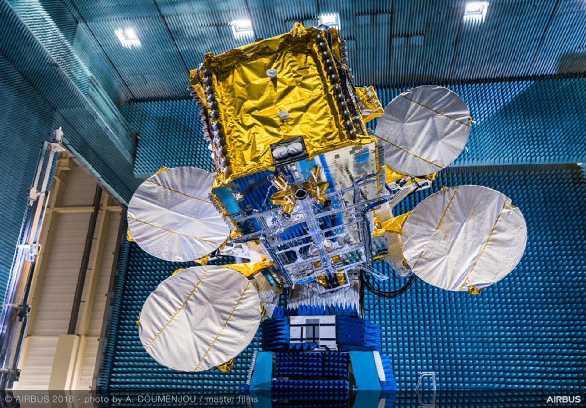 T-16 telecommunications satellite