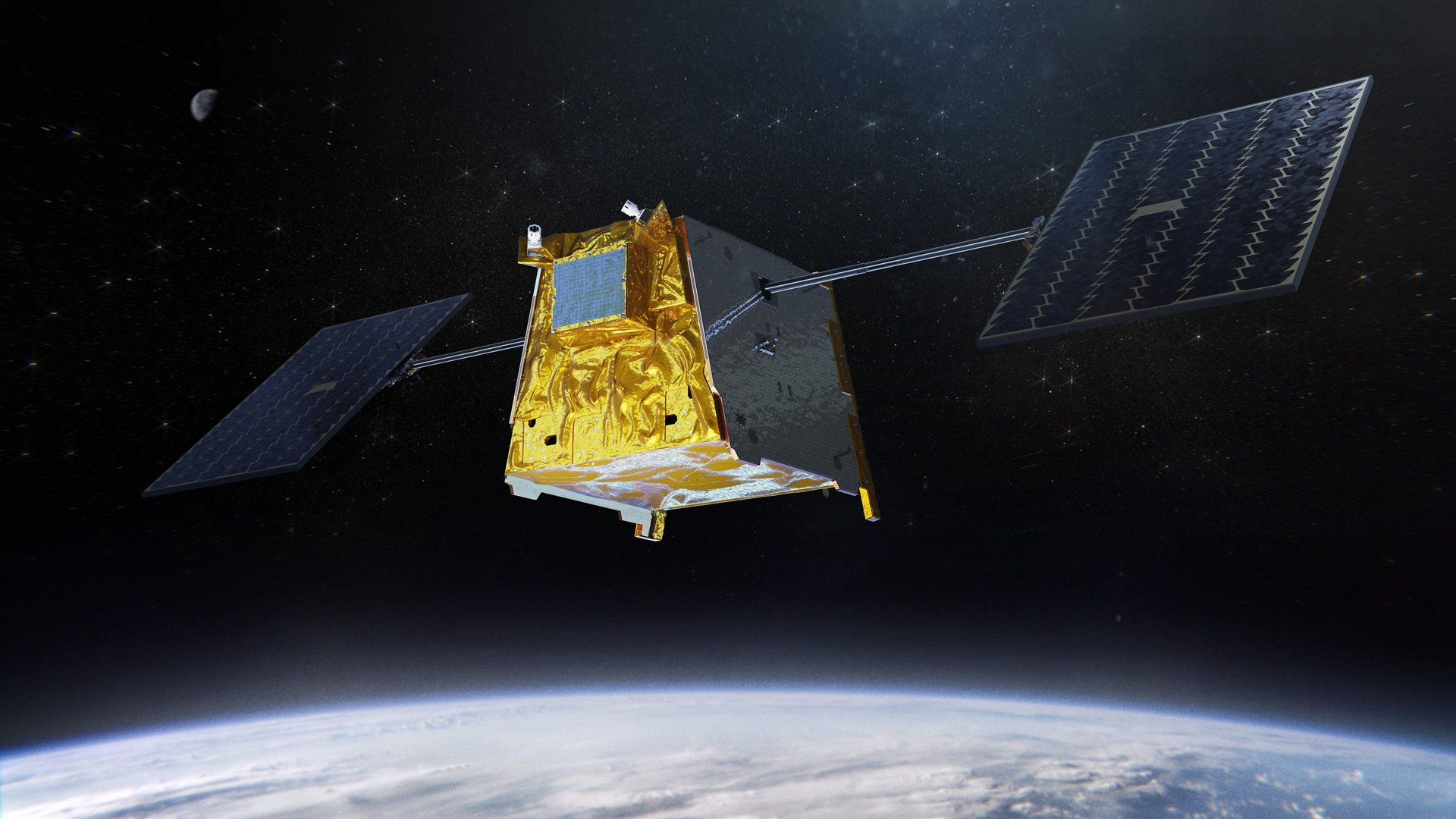 Airbus becomes an enabler for low-Earth orbit technology demonstrations