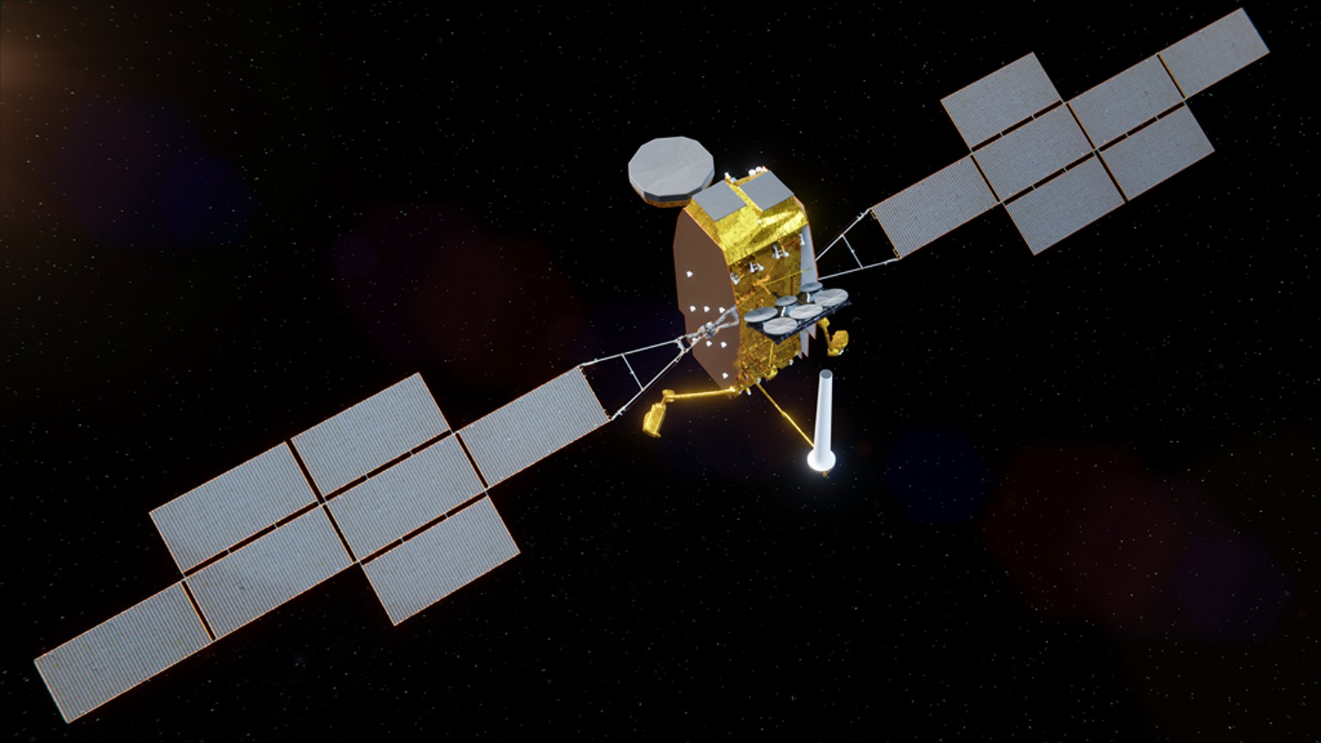 Hisdesat appoints Airbus and Thales Alenia Space to build two SpainSAT NG satellites