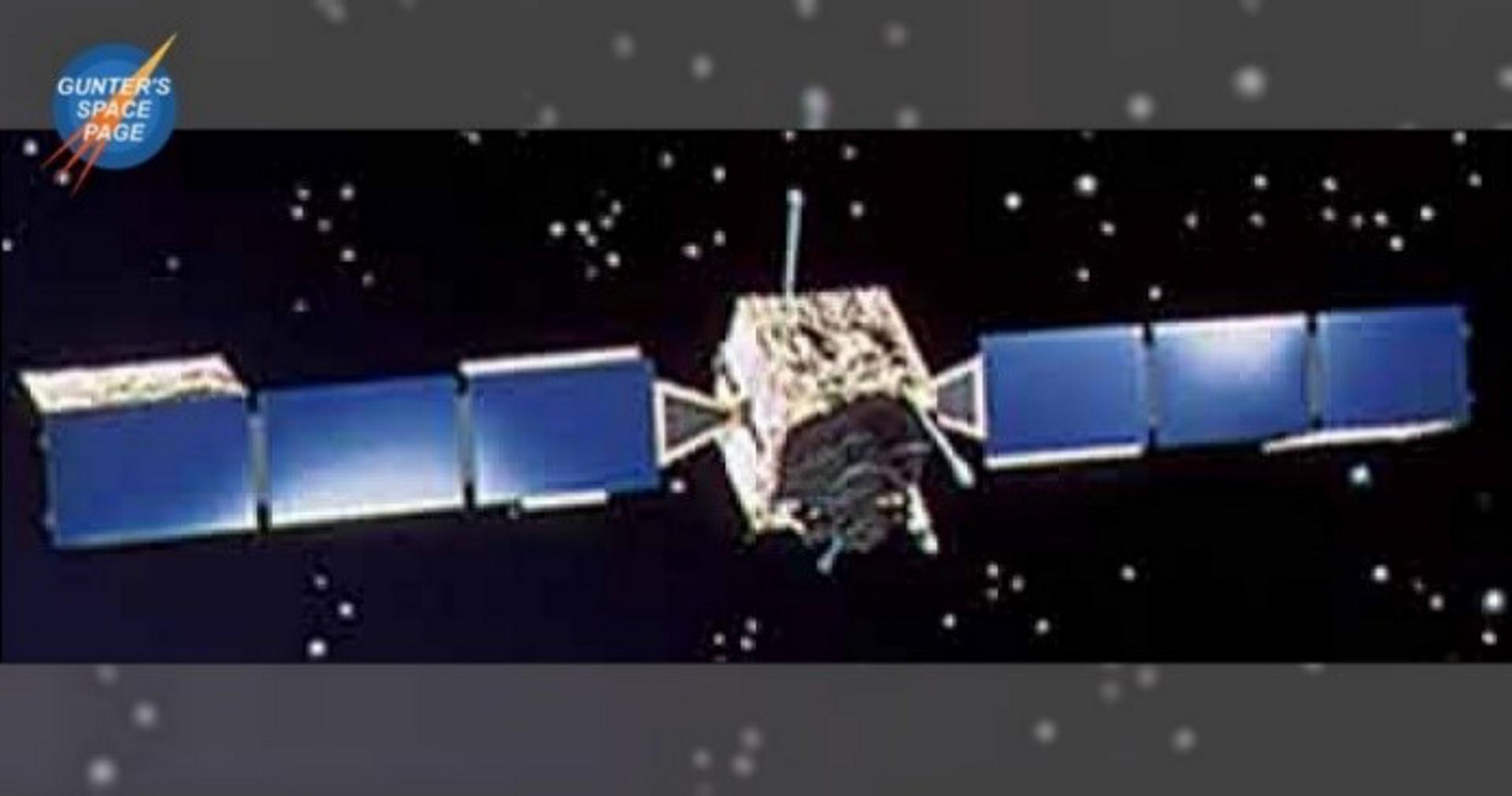 Inmarsat 2 F2 Longest Eurostar In Service - Copyright Airbus