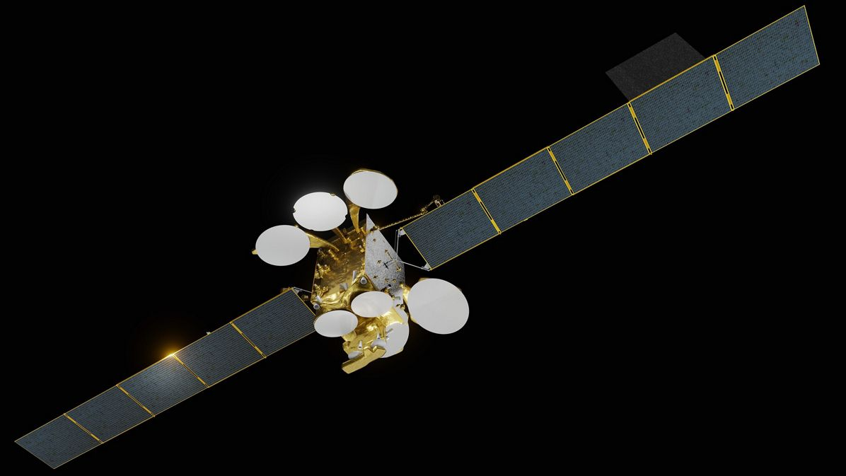 Airbus to build Türksat 5A and 5B satellites