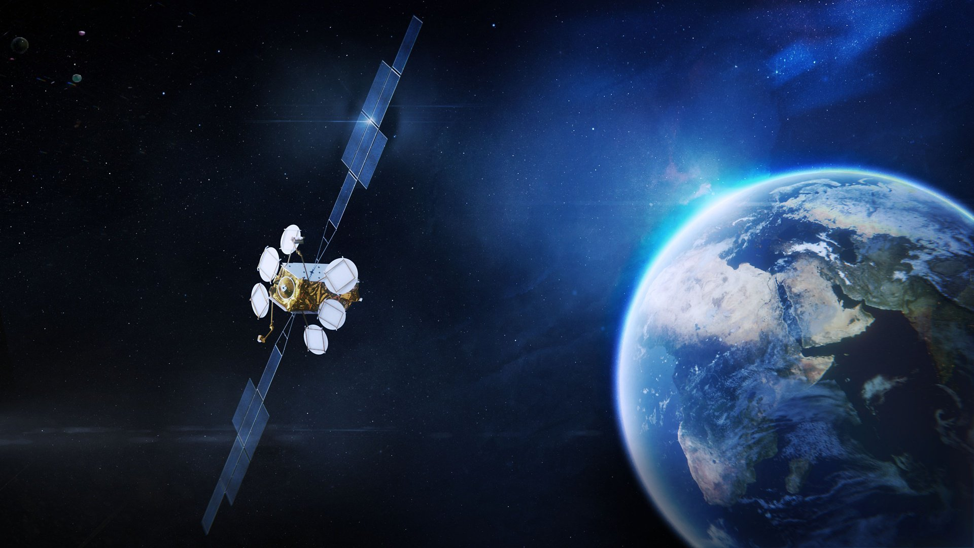 EUTELSAT 36D will replace and enhance capacity at 36°East, a key orbital slot for Eutelsat for TV broadcasting (DTH) and government services over Africa, Russia, and Europe.
