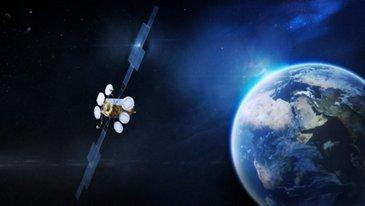 EUTELSAT36D with Earth