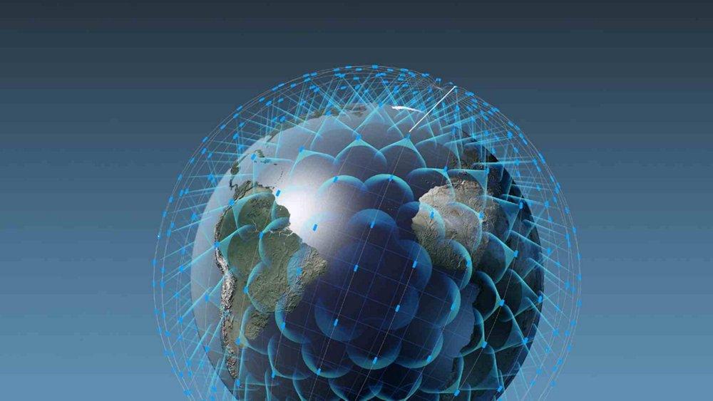one web constellation