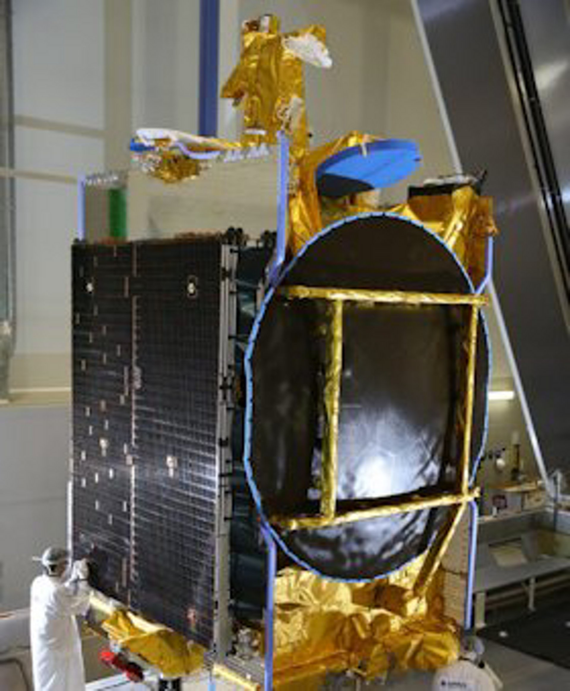 SES-10 telecommunications satellite built by Airbus