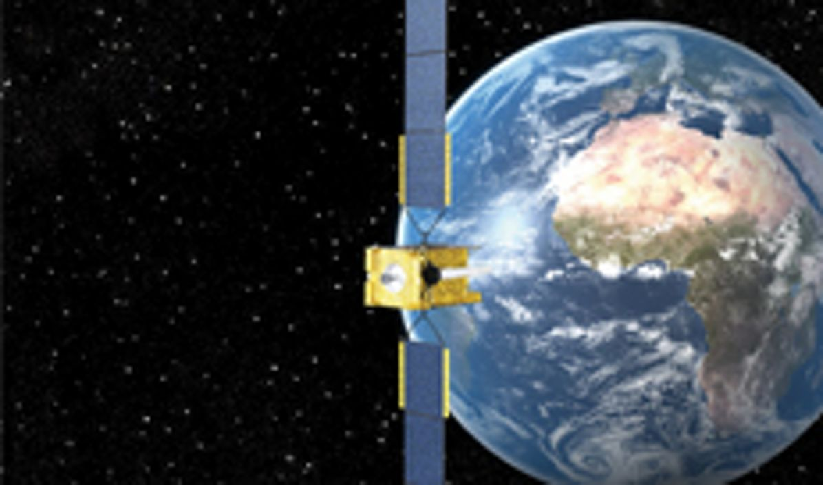 Skynet-5 telecommunication satellite