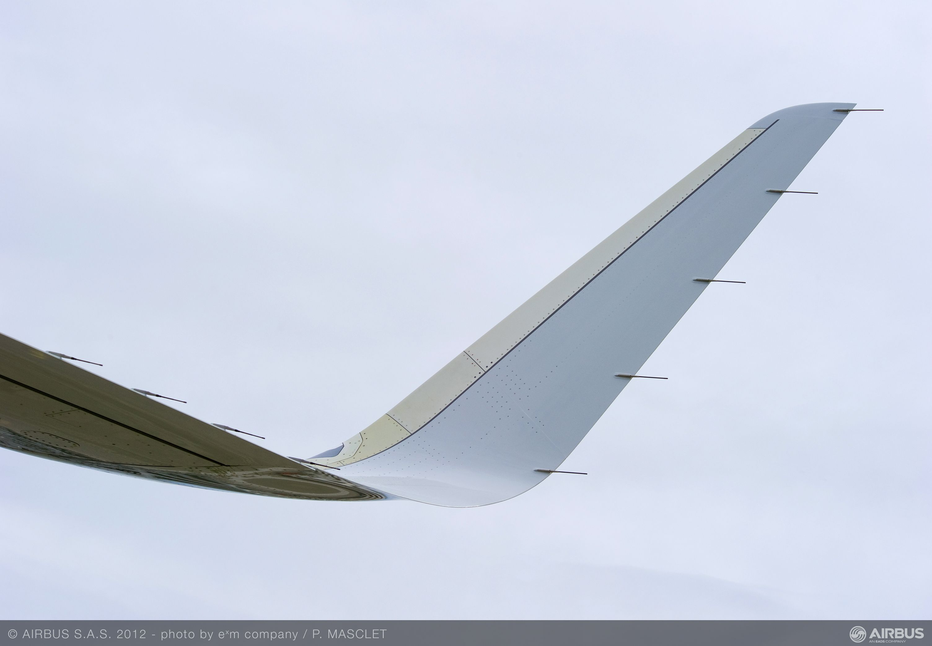 First new-build Sharklet-equipped A320 completed in Toulouse - Commercial  Aircraft - Airbus
