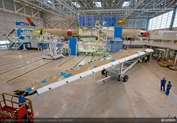 A350XWB wing 2