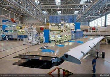 A350XWB wing 4