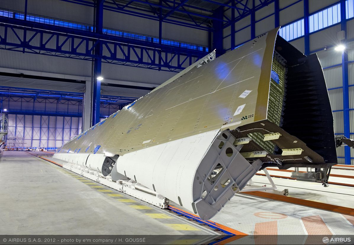 A350XWB wing 5