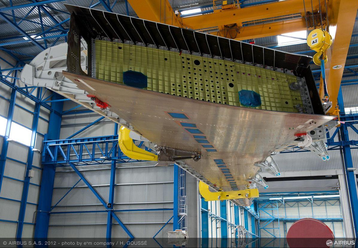 A350XWB wing 6
