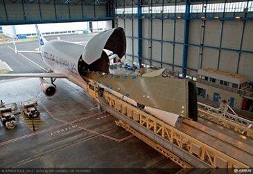 A350XWB wing 7