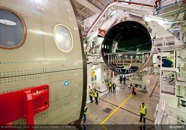 A350 XWB FAL Start 2