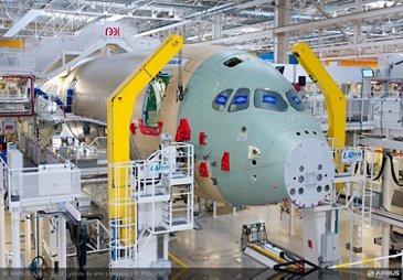 A350 XWB FAL Start 4