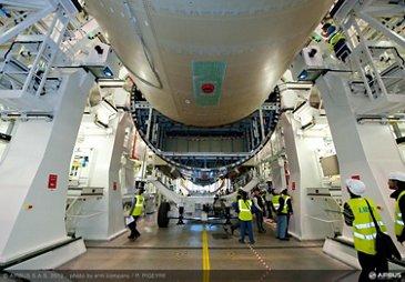 A350 XWB FAL Start 5